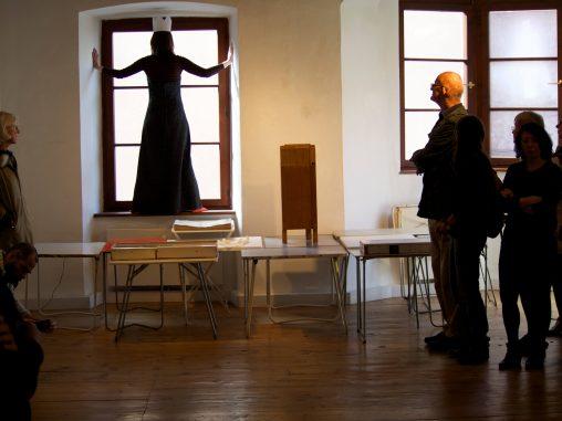 "Szene aus ""Performance Labor II"""